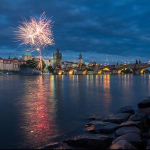 Dobrú noc Praha