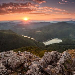 Sivecký západ slnka