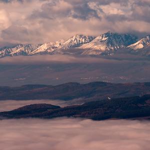 Krajina v oblakoch