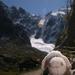 Ovcak v Chamonix