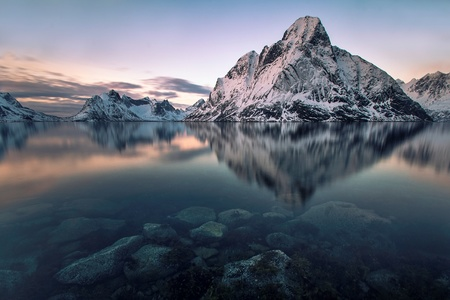 Fotoexpedícia za Polárnou žiarou - Nórsko 2016