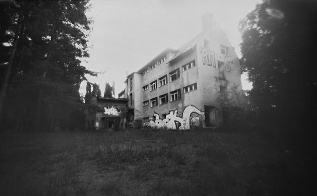 sanatórium Borová Hora