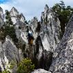 Na skalách...