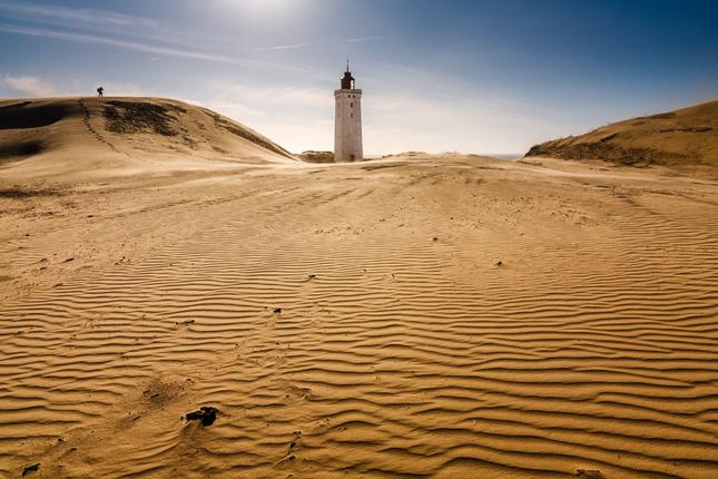 Stratený v púšti...