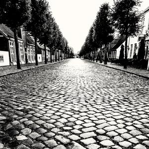 V starých uličkách...