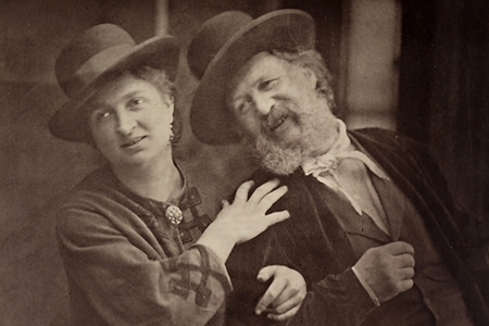 Oscar Gustav Rejlander: vynaliezavý advokát fotomontáže