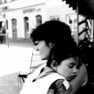 Matka s dcérkou.