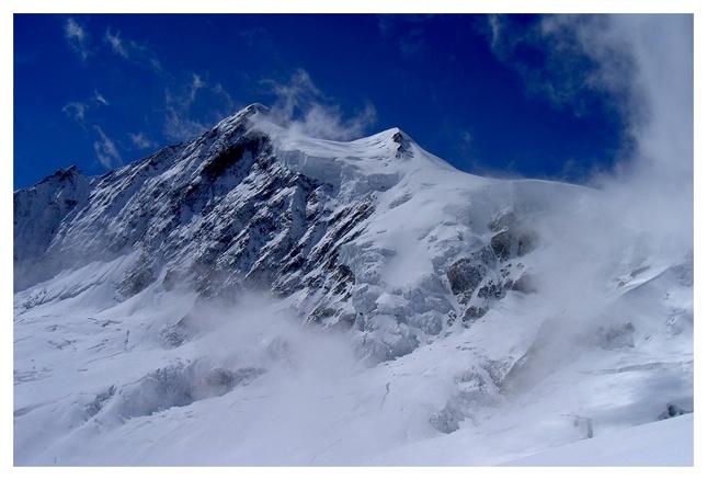 Aletschhorn - Bernké Alpy