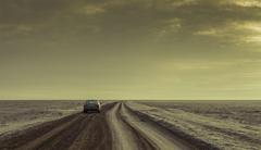 Kde konci asfalt zacina Rusko