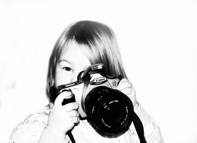malý fotograf  2