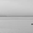 Osamelý rybár.