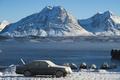 Zima vo fjorde