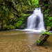 Rešovské vodopády II