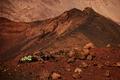 Život na Marse...