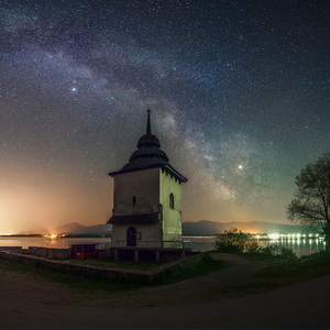 Noc pri Liptovskej Mare