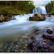Jarný vodopád....
