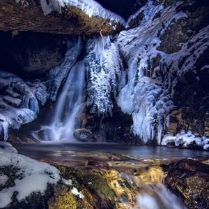 Trochu snehu,ľadu a vody...