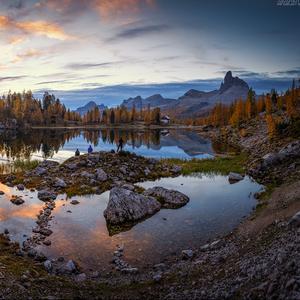 Lago di Federra