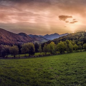 Jesenná panorama