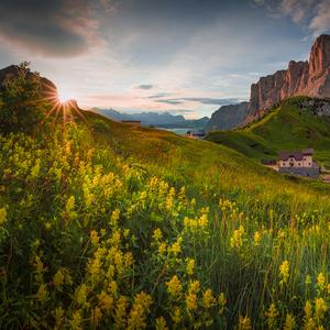 Gruppo del Sella (Dolomiti)