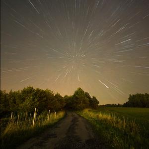 Cesta do stredu vesmíru...