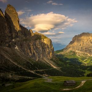 Star trek na Dolomitoch