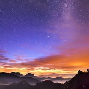 Milky Way na Súlovských skalách