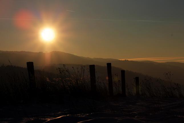 Zimné slnko