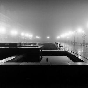 Tichá fontána