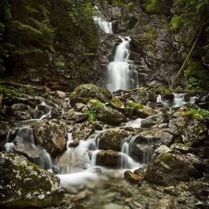 Kmeťov Vodopád - Vysoké Tatry