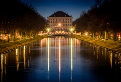 Nymphenburg schloss