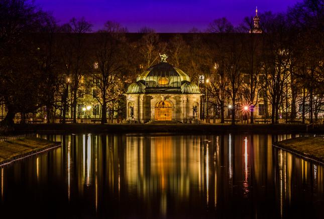 Hubertusbrunnen