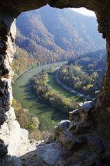 Výhľad zo Starého hradu