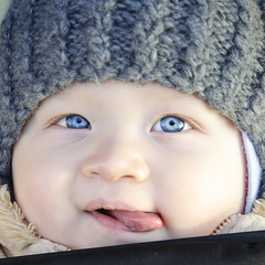 Martinkove modré oči