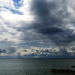 Búrka nad Ženevským jazerom