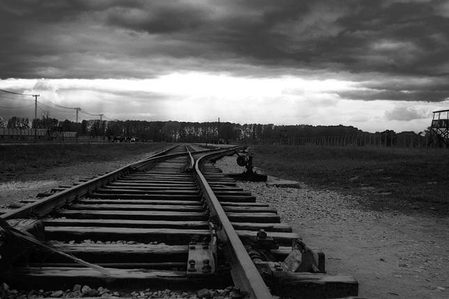 Koľajnice smrti - Auschwitz