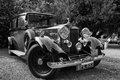 ROLLS ROYCE Wraith ( 1938 )