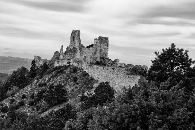 Čachtický hrad v čase