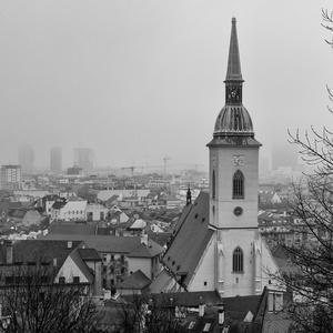 Mesto v hmle