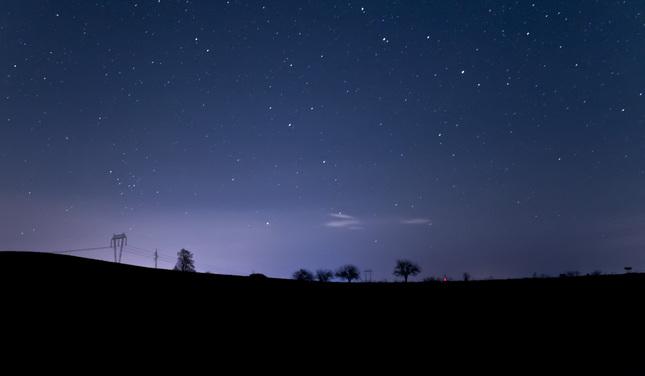 Nočný horizot