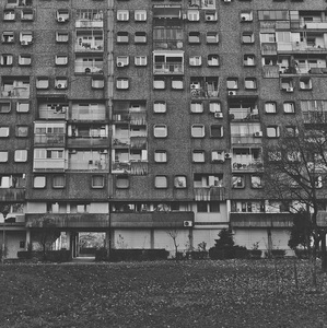 belgrade brutalism