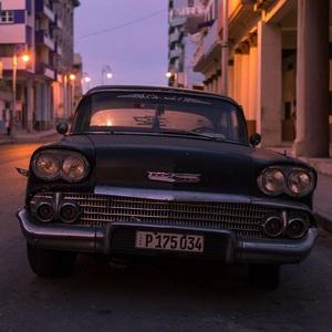 Noc v Havane