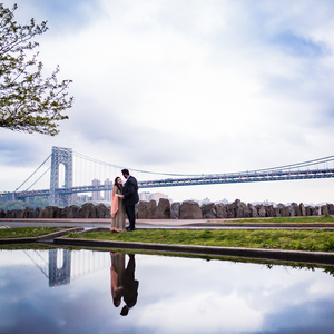 Zasnubenie pri moste