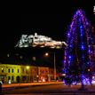 Vianoce pod Spišským hradom