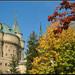 Jeseň v Bojniciach