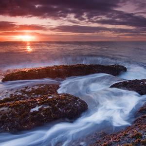 Křivky moře