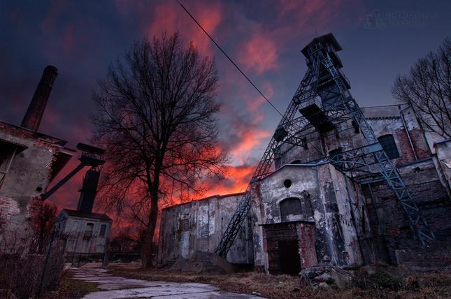 Sen o industriále