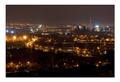 OSTRAVA-Noc nad mestom z ocele