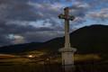 Kríž nad údolím