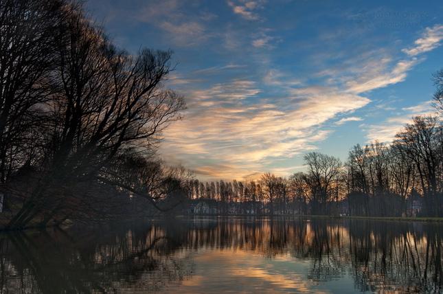 Vianočný rybník